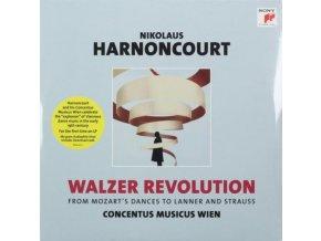 NIKOLAUS HARNONCOURT - Walzer Revolution (LP)