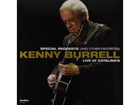 KENNY BURRELL - Special Requests (And Other Favorites) (LP)