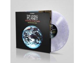 ELIZABETH PARKER - The Living Planet - Original Bbc Tv Soundtrack (LP)