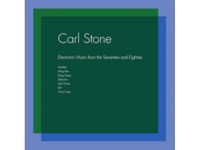 CARL STONE - Electronic Music From The Seventies (LP)