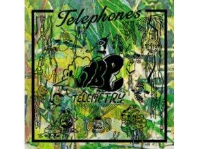 "TELEPHONES - Vibe Telemetry (12"" Vinyl)"