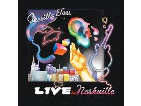 GUERILLA TOSS - Live In Nasville (LP)