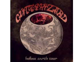 GLITTER WIZARD - Hollow Earth Tour (Red Vinyl) (LP)
