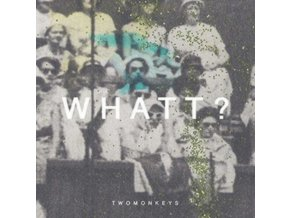 TWOMONKEYS - Whatt? (LP)
