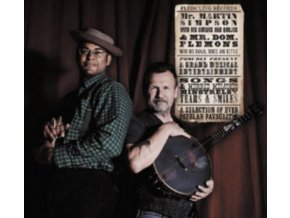 MARTIN SIMPSON & DOM FLEMONS (CAROLINA CHOCOLATE DROPS) - A Selection Of Ever Popular Favourites (LP)