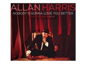 ALLAN HARRIS - NobodyS Gonna Love You Better (LP)