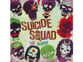 SUICIDE SQUAD: THE ALBUM - Suicide Squad: The Album (Collector'S Edition) - OST (LP)
