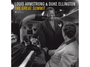 LOUIS ARMSTRONG - The Great Summit (LP)
