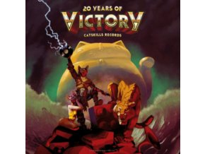 CATSKILLS RECORDS - Catskills Records: 20 Years Of Victory (LP)