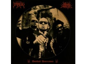 IMPIETY/INFERNAL EXECRATOR - Dusthall Desecrators Live Penang 2015 (Picture Disc) (LP)
