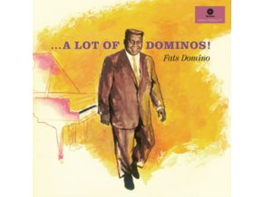 FATS DOMINO - A Lot Of Dominos (LP)