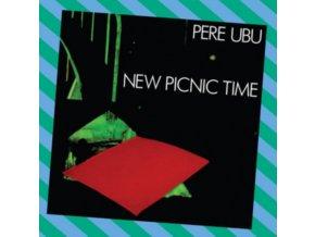 PERE UBU - New Picnic Time (LP)