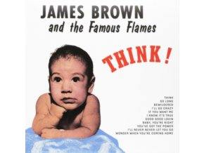 JAMES BROWN & THE FAMOUS FLAMES - Think (LP)