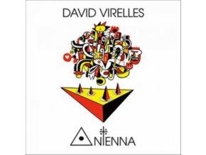 "DAVID VIRELLES - Antenna (10"" Vinyl)"