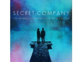 SECRET COMPANY - The World Lit Up And Filled With Colour (LP)