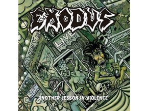 EXODUS - Another Lesson In Violence (LP)