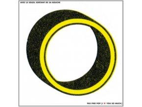 AVEC LE SOLEIL SORTANT DE SA BOUCHE - Pas Pire Pop I Love You So Much (LP)