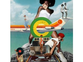 THIEVERY CORPORATION - Temple Of I & I (LP + CD)