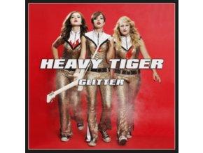 HEAVY TIGER - Glitter Limited Edition White Vinyl (LP)