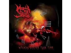 MORTA SKULD - Wounds Deeper Than Time (LP)