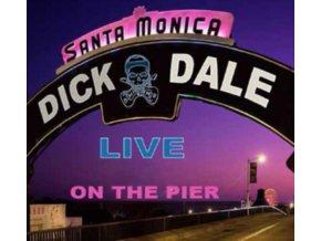 DICK DALE - Live At The Santa Monica Pier (LP)