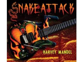 HARVEY MANDEL - Snake Attack (LP)