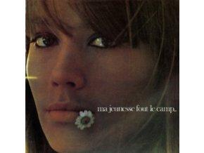 FRANCOISE HARDY - Ma Jeunesse Fout Le Camp (LP)