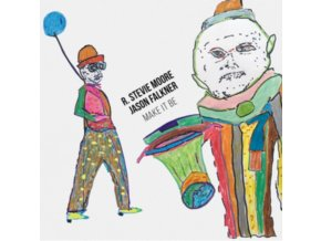R STEVIE MOORE AND JASON FALKNER - Make It Be (LP)