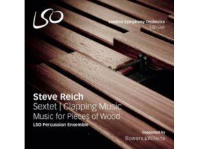 LSO PERCUSSION ENS - Reichsextetclapping Music (LP)