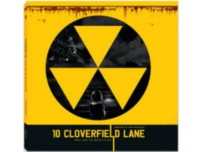 BEAR MCCREARY - 10 Cloverfield Lane (LP)