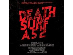 """UNQUALIFIED NURSE BAND - Death Surf (7"""" Vinyl)"""
