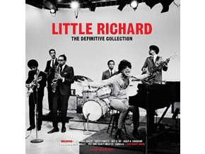 LITTLE RICHARD - Definitive Collection (Red Vinyl) (LP)
