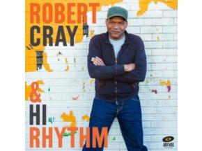 ROBERT CRAY & HI RHYTHM - Robert Cray & Hi Rhythm (LP)
