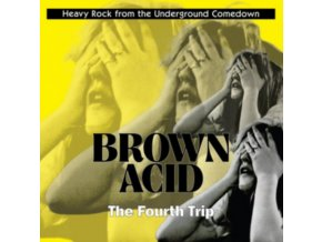 VARIOUS ARTISTS - Brown Acid: The Fourth Trip (LP)