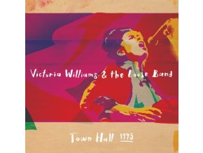 VICTORIA WILLIAMS - Town Hall 1995 (LP)