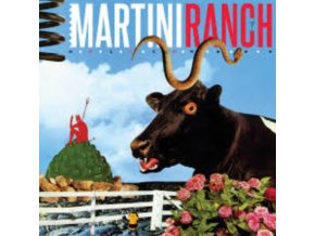 MARTINI RANCH - Holy Cow (LP + DVD)