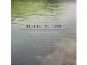 TRENT REZNOR AND ATTICUS ROSS. GUSTAVO SANTAOLALLA. MOGWAI - Before The Flood (Original Motion Picture Soundtrack) (LP)