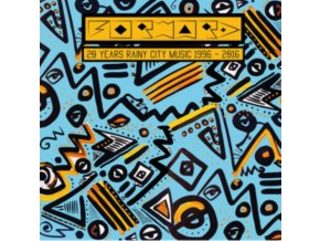 VARIOUS ARTISTS - Forward 20 Years Rainy City Music 19962016 (LP)