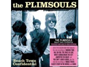 PLIMSOULS - Beach Townconfidential  Live 1 (LP)