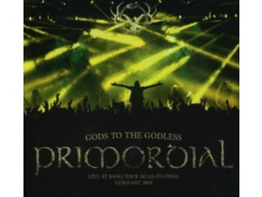 PRIMORDIAL - Gods To The Godless (LP)