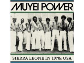MUYEI POWER - Sierra Leone In 1970S Usa (LP)