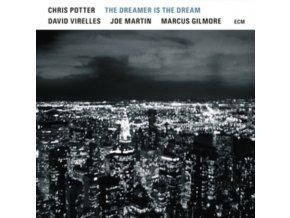 CHRIS POTTER - The Dreamer Is The Dream (LP)