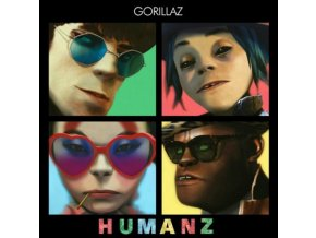 GORILLAZ - Humanz (Delxue Edition) (LP Box Set)