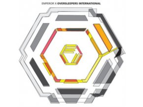 EMPEROR X - Oversleepers International (LP)