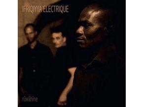 IFRIQIYYA ELECTRIQUE - Ruwahine (LP)