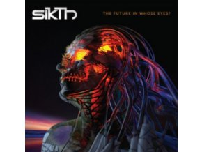 SIKTH - The Future In Whose Eyes? (LP)