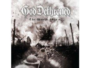 GOD DETHRONED - The WorldS Ablaze (LP)