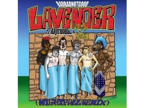 "BADBADNOTGOOD - Lavender (Night Fall Remix) Feat. Kaytranada And Snoop Dogg (12"" Vinyl)"