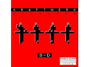 KRAFTWERK - 3-D The Catalogue (LP)
