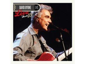 DAVID BYRNE - Live From Austin. Tx (LP)